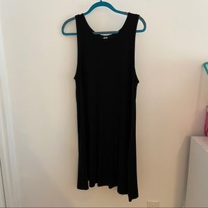 Black swing dress from old navy